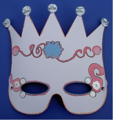 Crown Mask